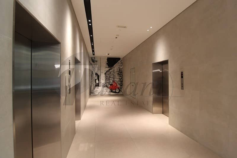 2 FULL/FLOOR HIGH END FIT OUT/BAY SQUARE/34 PARKING