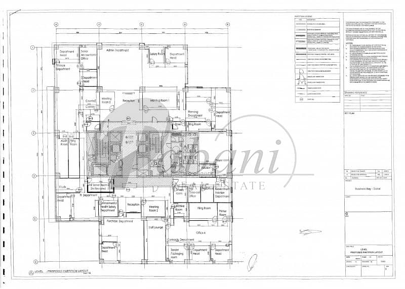 21 FULL/FLOOR HIGH END FIT OUT/BAY SQUARE/34 PARKING