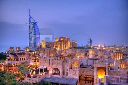 4 Bedroom Flat for Sale in Umm Suqeim, Dubai - Premium 4 Beds With Burj Al Arab Facing