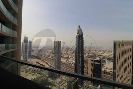 2 Bedroom Flat for Sale in Downtown Dubai, Dubai - 08 Series Full Sea View With Higher Floor