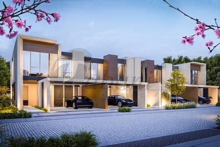4 Bedroom Townhouse for Sale in Dubailand, Dubai - Luxury|4 Bed|Corner|Townhouse|PHPP|Meraas