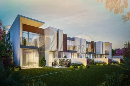 تاون هاوس 3 غرف نوم للبيع في دبي لاند، دبي - Single Row 3 Bed Middle and Corner Units