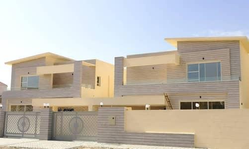 5 Bedroom Villa for Sale in Al Rawda, Ajman - Villa for sale all nitionlites freehold . فيلا مودرن للبيع والتملك الحر معا امكانية التوريث فى عجما
