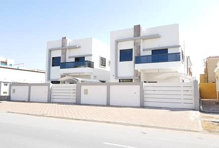 5 Bedroom Villa for Sale in Al Mowaihat, Ajman - Replace your rent and own your own home in Ajman with easy bank installments for 25 years
