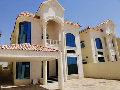 5 Bedroom Villa for Sale in Al Mowaihat, Ajman - Invest your savings and own a villa with the latest European style and modern designs in Ajman.
