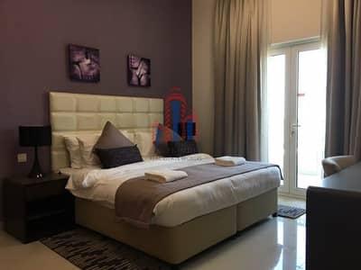 فلیٹ 1 غرفة نوم للايجار في داون تاون جبل علي، دبي - SPACIOUS AND FULLY FURNISHED 1BDR AT SUBURBIA