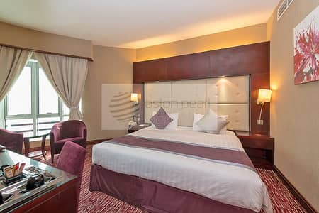Building for Sale in Deira, Dubai - Furnished 4Star HOTEL Available for Sale