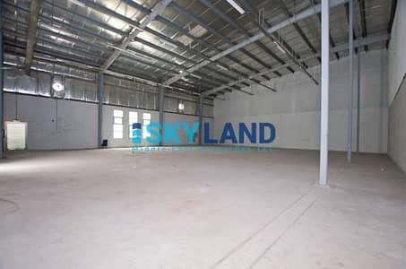مستودع  للايجار في مصفح، أبوظبي - Good Storage Space Warehouse w/ Lowest price !