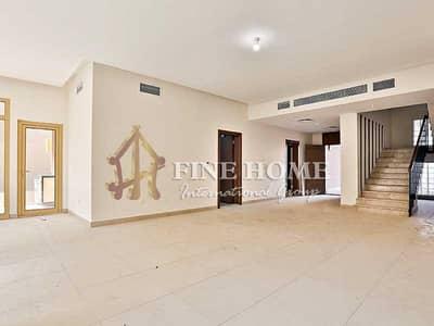 فیلا 4 غرفة نوم للايجار في حدائق الجولف في الراحة، أبوظبي - Attractive and modren 4BR VI in GOLF GARDENS