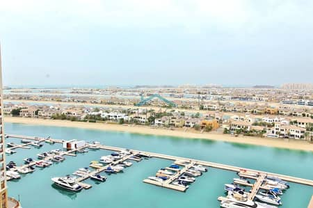 2 Bedroom Apartment for Sale in Palm Jumeirah, Dubai - Vacant Now | Huge Balcony | D type | Sea