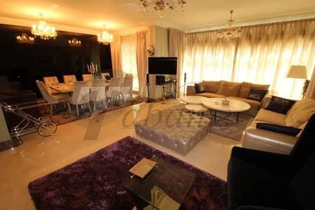 شقة 3 غرفة نوم للايجار في دبي مارينا، دبي - Upgraded 3BR+Maids with Full Marina View