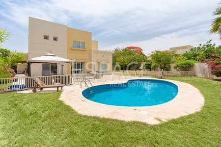 4 Bedroom Villa for Sale in The Meadows, Dubai - Four Bedroom All Ensuite with Huge Plot