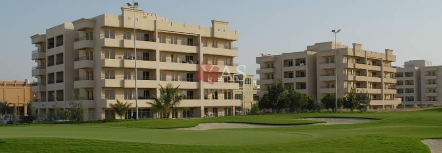 شقة 1 غرفة نوم للبيع في قرية الحمراء، رأس الخيمة - شقة في شقق الحمراء فيليج جولف قرية الحمراء 1 غرف 460000 درهم - 4106350