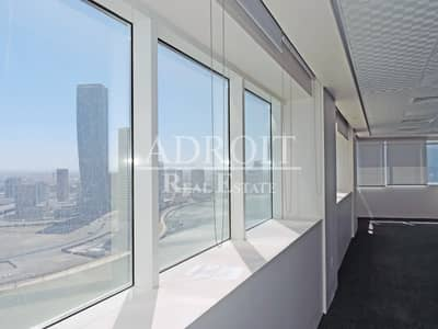 Office for Rent in Business Bay, Dubai - Perfect Offer! Fitted Office Space in West Burry Tower 1