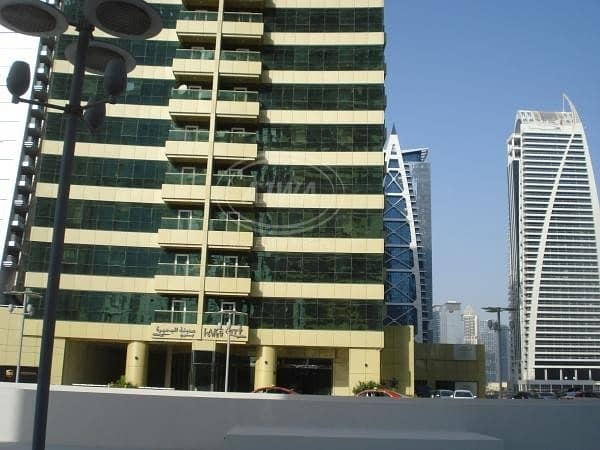 For Rent - 1 Bedroom in Lake City Tower Front of Metro Station Full Marina View