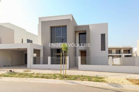 5 Bedroom Villa for Sale in Dubai Hills Estate, Dubai - Genuine E5 Re-Sale | Park View Single Row