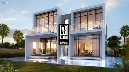 فیلا 3 غرفة نوم للبيع في داماك هيلز (أكويا من داماك)، دبي - LUXURY VILLA DESIGNED BY FENDI