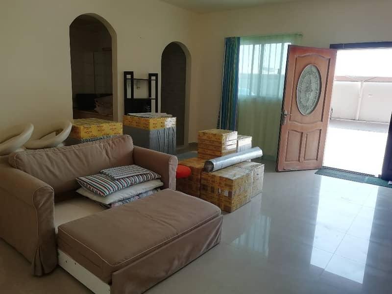 شقة في مدينة محمد بن زايد 1 غرف 48000 درهم - 4107968