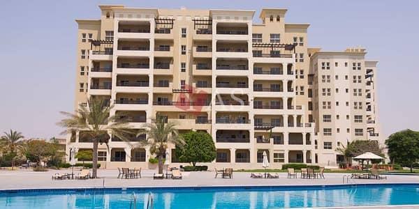 فلیٹ 3 غرفة نوم للبيع في قرية الحمراء، رأس الخيمة - شقة في شقق الحمراء فيليج مارينا قرية الحمراء 3 غرف 960000 درهم - 4107999