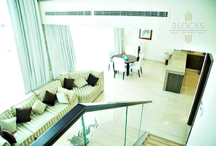 1 Bedroom Apartment for Sale in Business Bay, Dubai - Fully Furnished Duplex Loft Apt for Sale