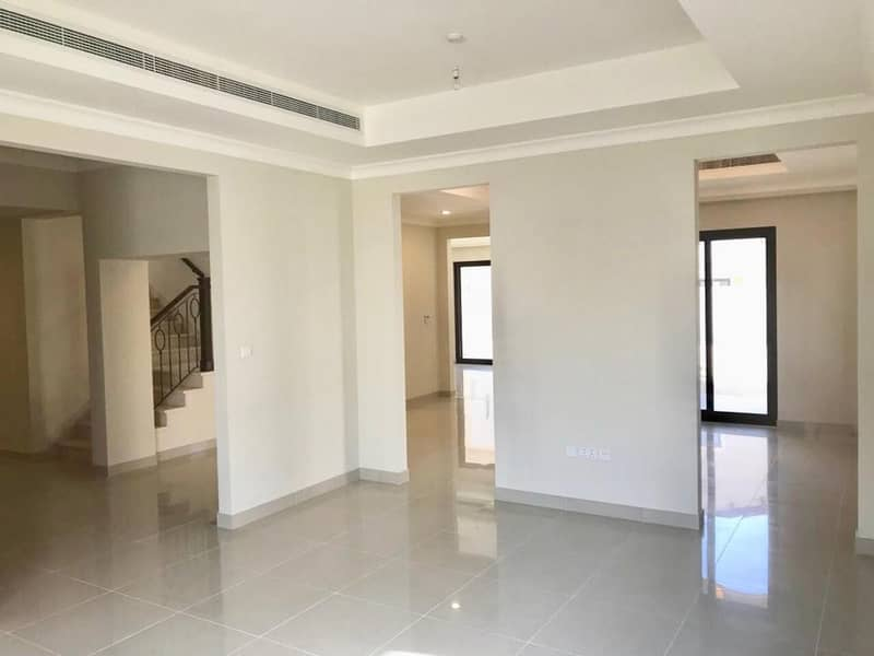 2 Spacious Four Bedroom+Maid in Arabian Ranches