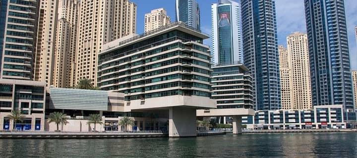 20 Amazing View | One Bedroom| Marina Quay