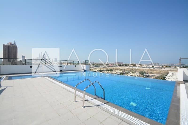 22 Bright And Spacious 1 Bed | J5 Al Sufouh
