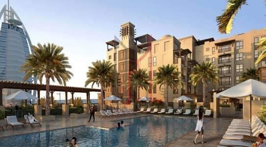1 Bedroom Apartment for Sale in Umm Suqeim, Dubai - Luxurious 1BR  Burj Al Arab View
