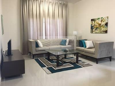 شقة 1 غرفة نوم للايجار في داون تاون جبل علي، دبي - Available in 4 Chqs | Fully Furnished Great Layout