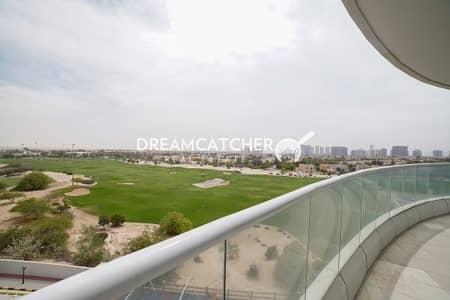 3 Bedroom Flat for Rent in Dubai Sports City, Dubai - Full Golf View   Zenith Tower   3 Bedroom