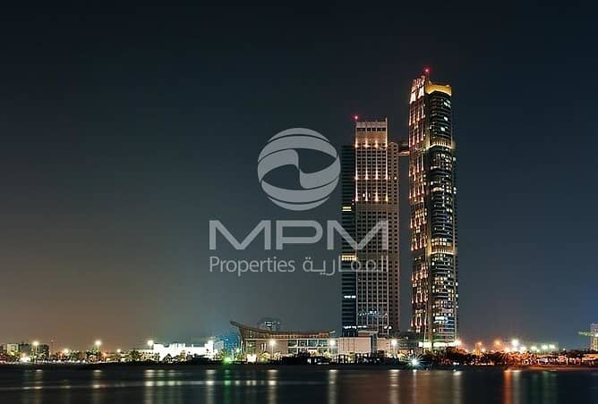 15 2Br Apartment with Seaview in Nation Tower