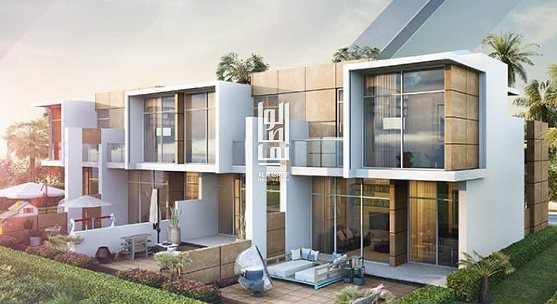 2 Lowest 3br Villa in akoya oxygen! Inspired Arabian homes...
