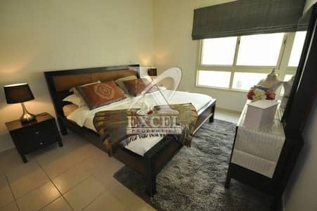 1 Bedroom Flat for Sale in The Greens, Dubai - Spacious and Well maintained 1 Bedroom in Al Thayyal2