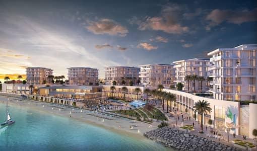 شقة 1 غرفة نوم للبيع في مدينة الشارقة للواجهات المائية، الشارقة - Luxury apartment with sea view