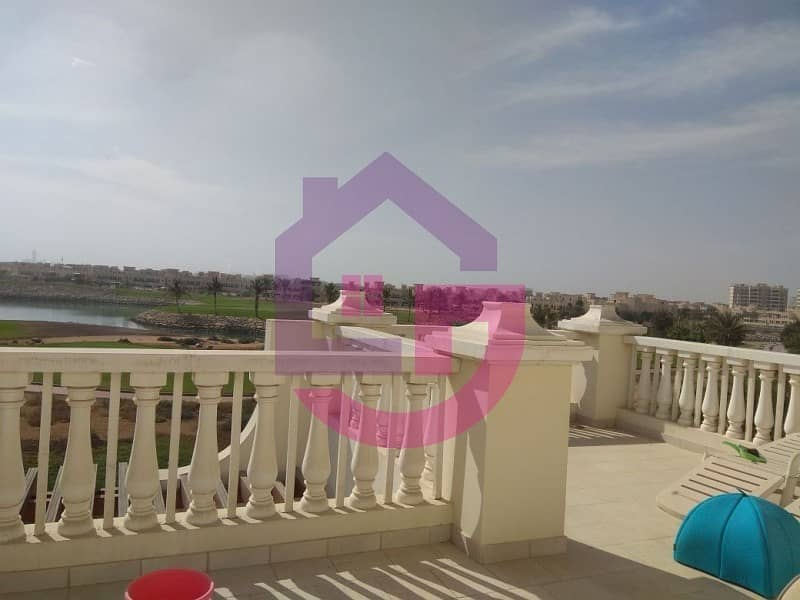 12 Luxurious Villa!3BR+Maids Room!Furnished