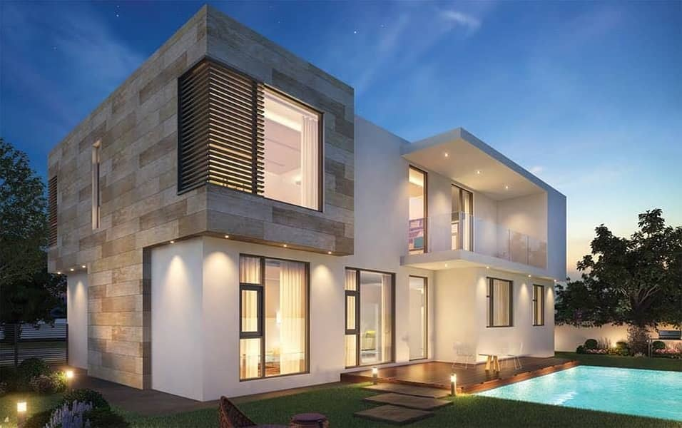 16 its your chance to own a villa in sharjha with 0 service charge