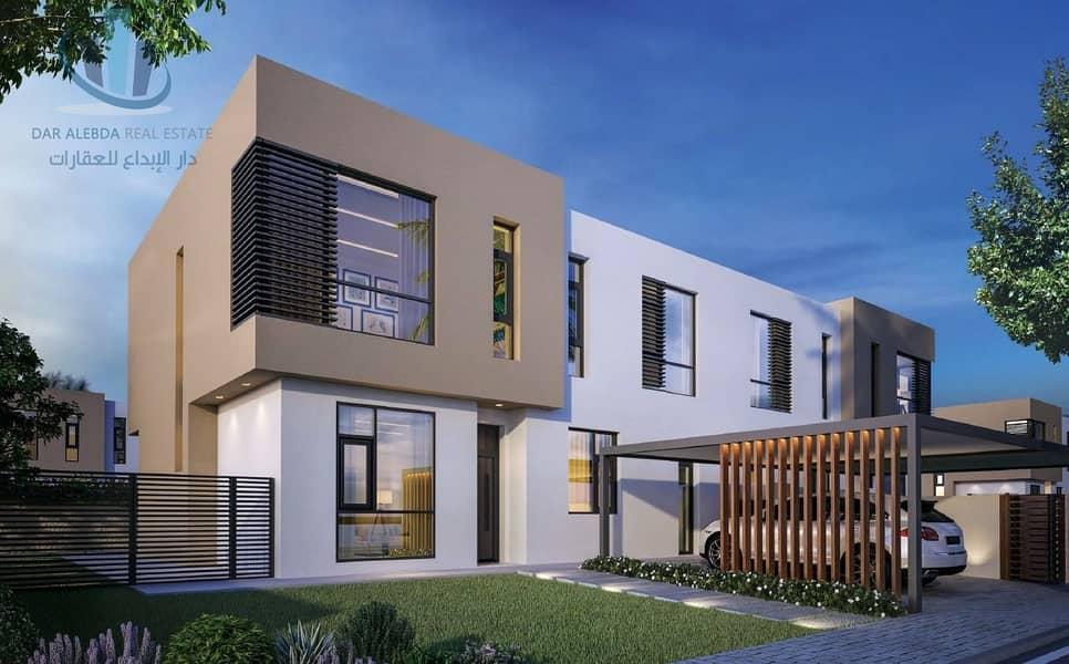 Own Villa 3 Bedrooms plusmaidroom In Sharjah