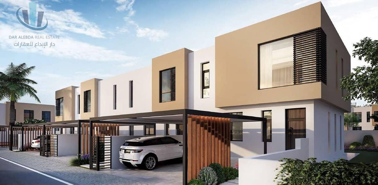 2 Own Villa 3 Bedrooms plusmaidroom In Sharjah