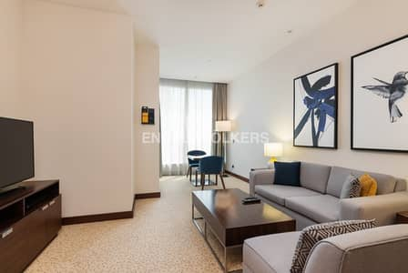 1 Bedroom Hotel Apartment for Rent in Sheikh Zayed Road, Dubai - Exceptional -High End fully serviced and furnished