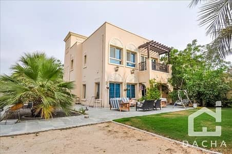 2 Bedroom Villa for Sale in Jumeirah Village Triangle (JVT), Dubai - CENTRAL LOCATION / 2Br+M / Close to Park
