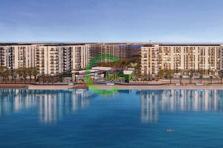 2 Bedroom Apartment for Sale in Yas Island, Abu Dhabi - Full Sea View 2% ADM 3 Years Service Charge