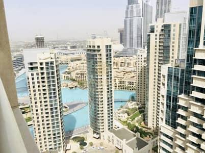 فلیٹ 1 غرفة نوم للبيع في وسط مدينة دبي، دبي - Luxurious 1 Bedroom | Partial Fountain View