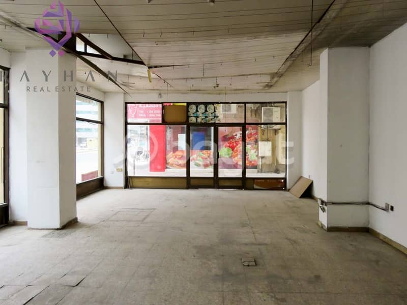 2 RETAIL SHOP AVAILABLE/ DIRECT FROM OWNER / NO COMMISSION/NEGOTIABLE PRICE