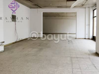 Shop for Rent in Al Majaz, Sharjah - RETAIL SHOP AVAILABLE/ DIRECT FROM OWNER / NO COMMISSION/NEGOTIABLE PRICE