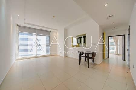 فلیٹ 1 غرفة نوم للايجار في دبي مارينا، دبي - Spacious 1 Bed w/ Balcony   Chiller Free