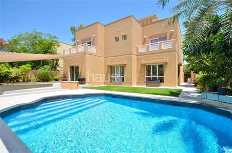 5 Bedroom Villa for Sale in The Meadows, Dubai - Upgraded | New Flooring | Swimming Pool
