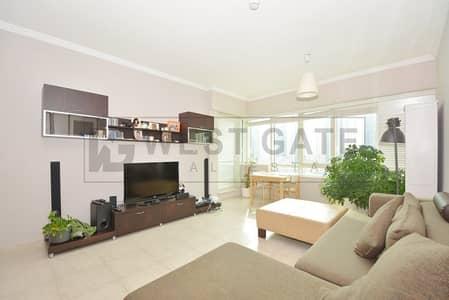 شقة 1 غرفة نوم للايجار في دبي مارينا، دبي - Amazing Marina View | Furnished |1BR - Al Majara 2
