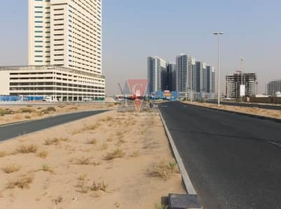 Mixed Use Land for Sale in Dubai Residence Complex, Dubai - Plot/land for sale in DRC near sky court with 4 year payment plan