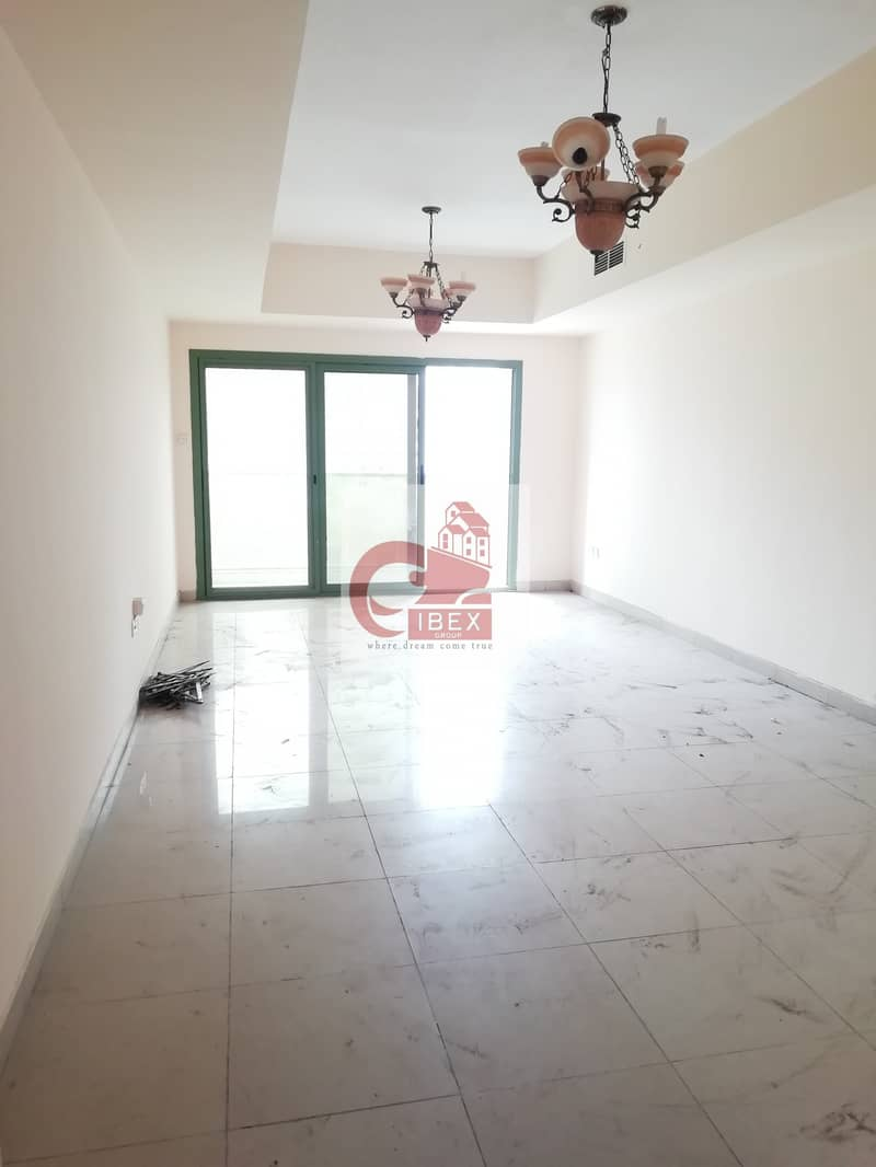 2 Open  Sea View Spacious 2-BHK in 40-K