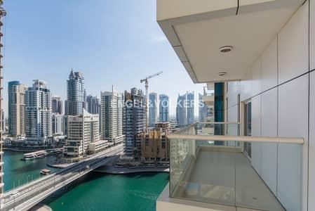 فلیٹ 2 غرفة نوم للبيع في دبي مارينا، دبي - 9% Return Of Investment Middle Floor Spacious